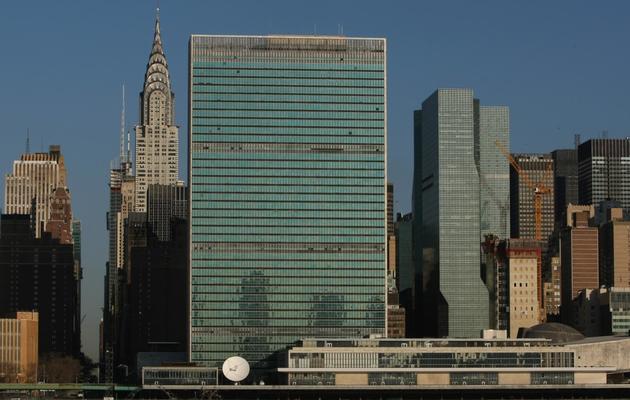 L'immeuble de l'ONU à New York [Timothy A. Clary / AFP/Archives]
