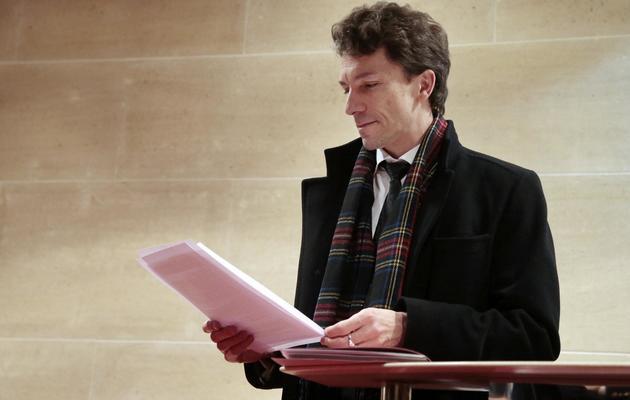 Le juge Marc Trévidic à Paris en février 2013 [Jacques Demarthon / AFP/Archives]