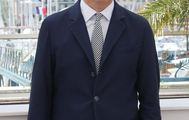 """Le réalisateur italien de """"La grande belleza"""", Paolo Sorrentino, le 21 mai 2013 à Cannes [Loic Venance / AFP]"""