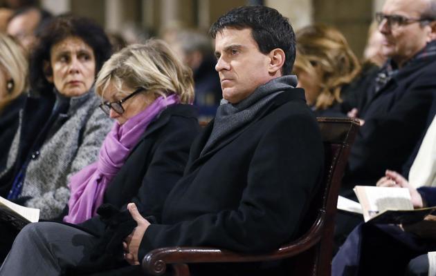 Personnes pour c l brer les 850 ans de nd de paris for Ministre interieur depuis 2000
