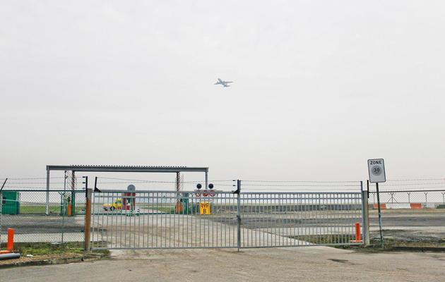 L'aéroport de Bruxelles, le 19 février 2013, en Belgique [Bruno Fahy / Belga/AFP]