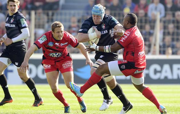 Coupe d 39 europe de rugby clermont et toulon en demis - Resultat coupe d europe de rugby en direct ...