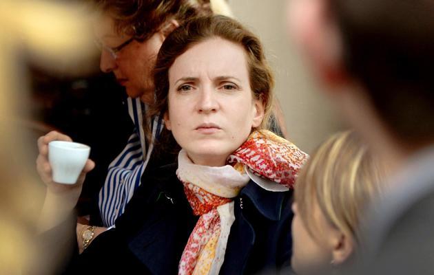 La candidate Nathalie Kosciusko-Morizet, le 1er juin 2013 à Paris [Pierre Andrieu / AFP]
