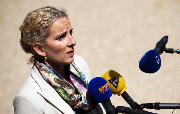 La ministre de l'Ecologie et de l'énergie Delphine Batho, le 5 juin 2013 à Paris [Lionel Bonaventure / AFP]