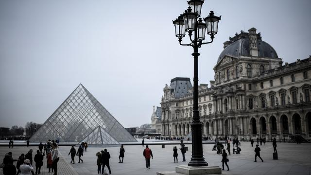 L'exposition sur Leonard de Vinci en octobre devrait attirer les foules