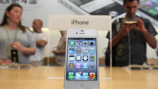 Le groupe informatique américain Apple pourrait présenter son iPhone 5 le 12 septembre à San Francisco (ouest des Etats-Unis) lors d'un événement pour lequel la marque à la pomme a lancé mardi des invitations à la presse.[GETTY IMAGES NORTH AMERICA]