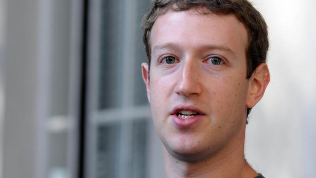 Mark Zuckerberg, le 7 novembre 2011 à Cambridge, aux Etats-Unis [Darren Mccollester / Getty Images/AFP/Archives]