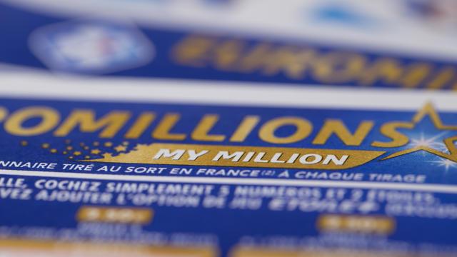 Jackpot De 190 Millions à Leuromillions Il Y Aura