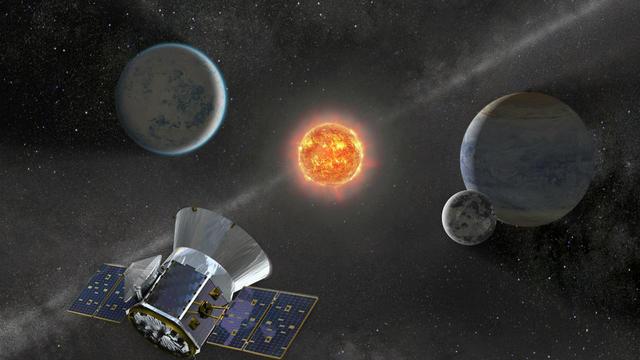 Le satellite de la Nasa qui a permis la découverte a été lancé en 2018.