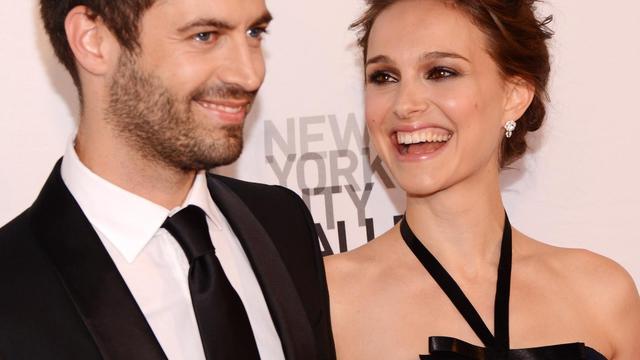 Mariage De Natalie Portman Et Benjamin Millepied Www Cnews Fr
