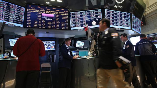 La Bourse de New York [Spencer Platt / Getty Images/AFP/Archives]