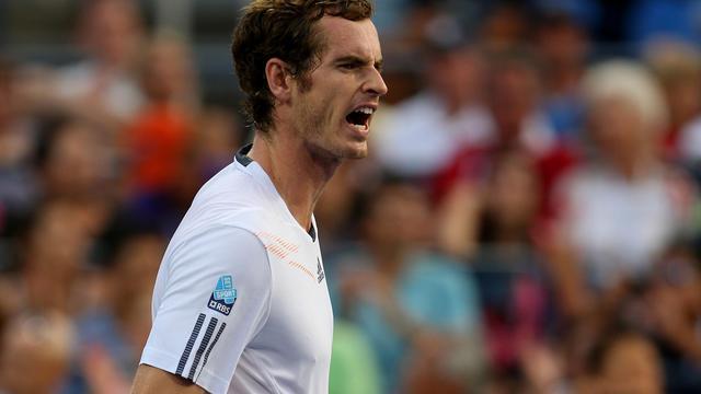 Sans l'ombre des carnassiers Roger Federer et Rafael Nadal et malgré le statut de grand favori de Novak Djokovic, le N.4 mondial Andy Murray se voit offrir cette année à l'US Open une belle chance d'assouvir enfin son rêve de remporter un tournoi du Grand Chelem [GETTY IMAGES NORTH AMERICA]