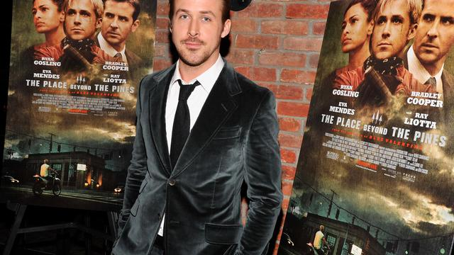 Ryan Gosling, le 28 mars 2013 à New York [Stephen Lovekin / Getty Images/AFP/Archives]