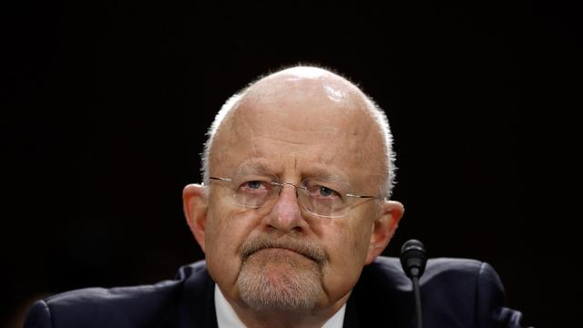 Le directeur du renseignement américain James Clapper, le 18 avril 2013 à Washington [Win Mcnamee / AFP/Getty Images/Archives]