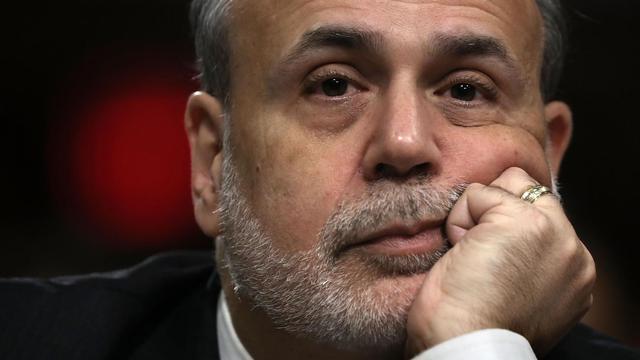 Le président de la Réserve Fédérale, Ben Bernanke, le 22 mai 2013 à Washington [Alex Wong / Getty Images/AFP/Archives]