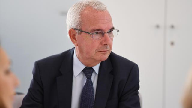 Jean Leonetti, président par intérim des Républicains