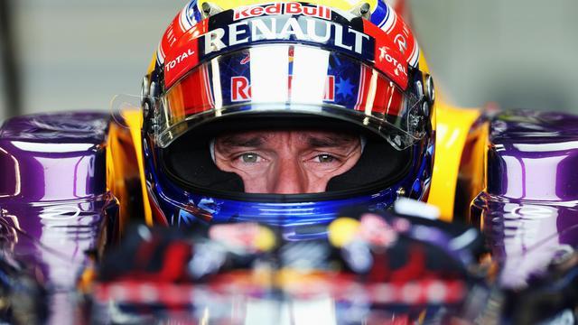 L'Australien Mark Webber (Red Bull) avant la 3e séance d'essais libres du Grans Prix du Canada de F1 le 8 juin 2013 à Montréal [Mark Thompson / Getty Images/AFP]