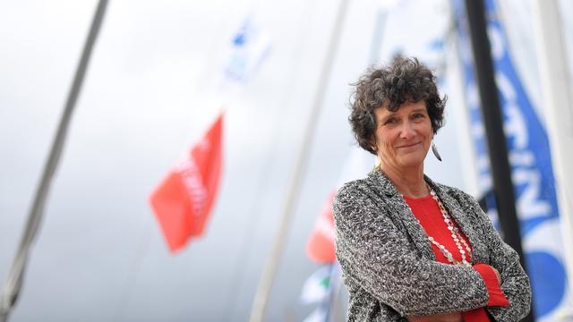 Isabelle Autissier, présidente de WWF France