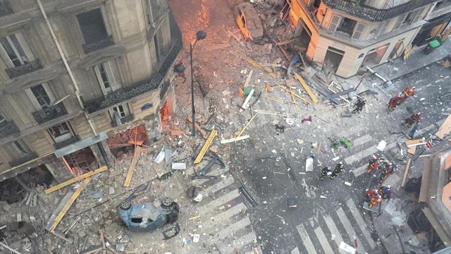 Depuis début mars, les habitants de la rue de Trévise ont pu récupérer quelques effets personnels.