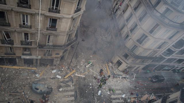 Six immeuble – toujours menacés d'effondrement – vont être consolidés cette semaine.