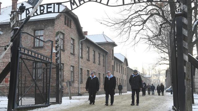 Le camp d'Auschwitz n'aura pas été le théâtre que d'horreurs pendant la guerre