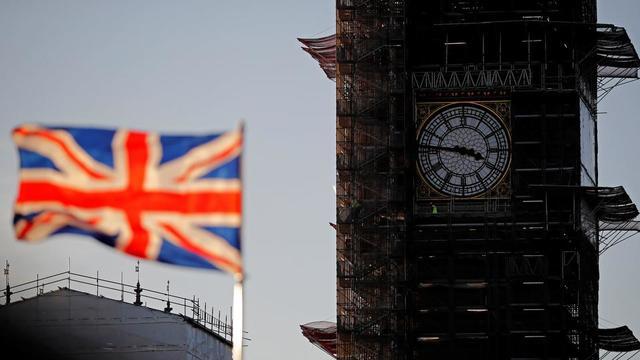 La cloche de Big Ben est en restauration depuis 2017, et les travaux sont prévus pour durer encore deux ans.