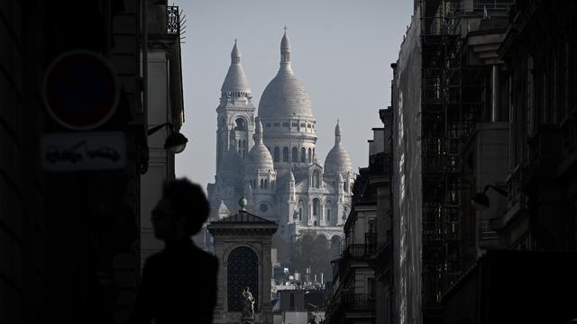 Le Sacré Coeur, l'un des spots les plus filmés de la capitale.