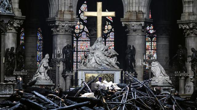 Difficile d'estimer le temps de reconstruction aujourd'hui.