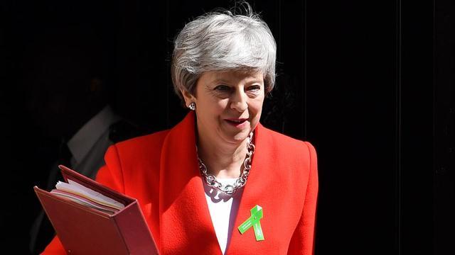 La Première ministre Theresa May tente actuellement de trouver un compromis sur le Brexit avec le leader de l'opposition Jeremy Corbyn.