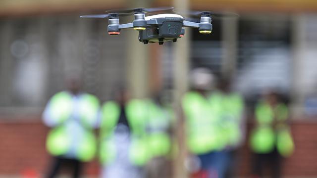 Il ne sera plus possible de conduire un drone après une soirée arrosée