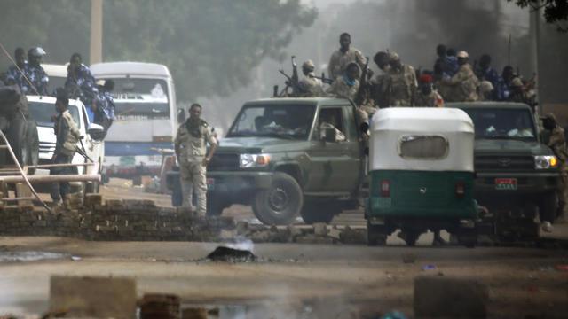 Les militaires ont abattu des dizaines de manifestants le 3 juin.