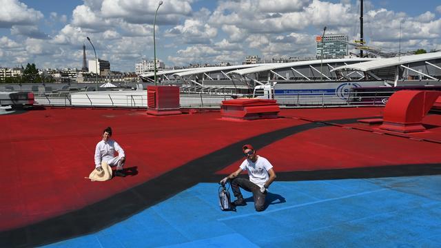 L'œuvre s'étendra sur le toit du pavillon 3 de Paris Expo Porte de Versailles, sur près de 2,3 hectares