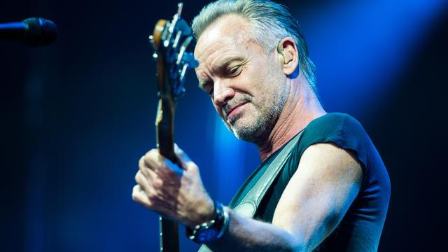 Sting, qui assure actuellement une tournée autour de son album «My Songs», a dû lever le pied.