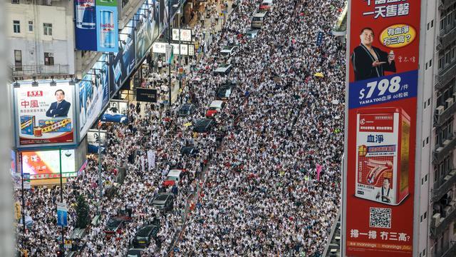 Depuis le 9 juin 2019, la crise s'enlise à Hong Kong.