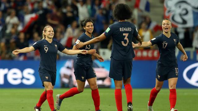 En terminant à l'une des deux premières places, Wendie Renard et ses partenaires sont certaines de retrouver les Etats-Unis en quart de finale ou en demi-finale.