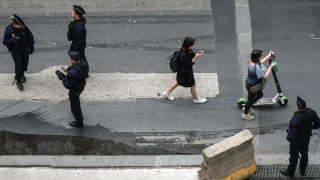 De fait, 53,4 % des Franciliens se sentent en insécurité en 2019, contre 50,6 % selon les données 2017.
