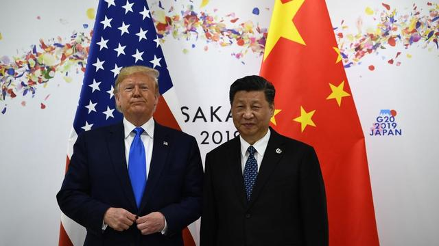 Le président américain Donald Trump et son homologue chinois Xi Jinping se sont notamment entretenus fin juin, en marge du sommet du G20 à Osaka (Japon).