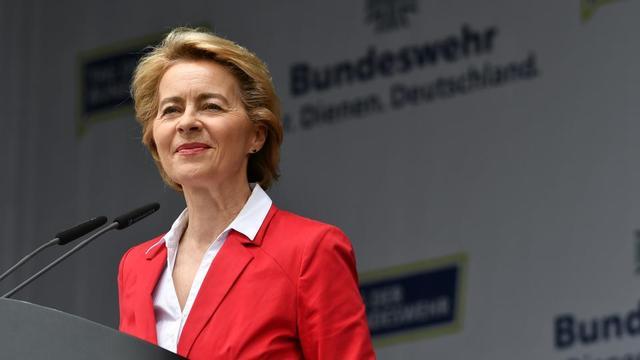 Ursula von der Leyen a vu sa popularité s'éroder depuis son arrivée au ministère allemand de la Défense, en 2013.