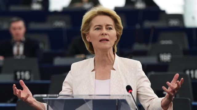 Ursula von der Leyen souhaite faire de l'environnement l'une des principales priorités de son mandat.