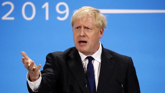 Boris Johnson ne ferme pas la porte à un Brexit sans accord et est partisan d'un programme d'immigration stricte.