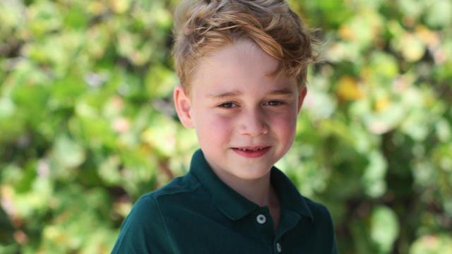 A l'occasion des 6 ans du prince George, une série de photos a été dévoilée.