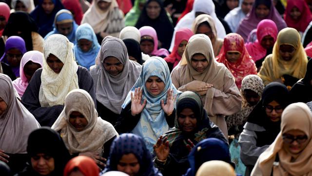 Les musulmans représentent 14% de la population indienne environ