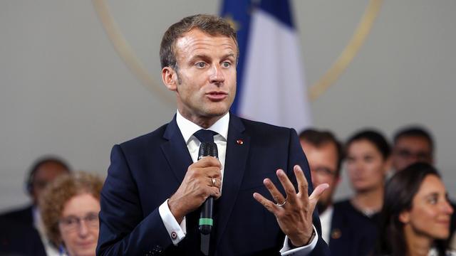 Seul un quart des Français (25%) juge le bilan d'Emmanuel Macron positif 000_1jp71x_5d6f7f1a9c0b1