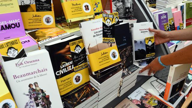 Avec 524 livres à paraître d'ici octobre, la rentrée littéraire est l'une des plus réduites depuis 20 ans