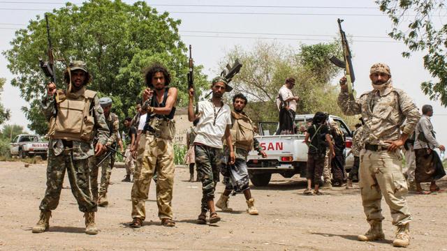 Les séparatistes, soutenus par les Émirats arabes unis, réclament l'indépendance du Sud du Yémen.