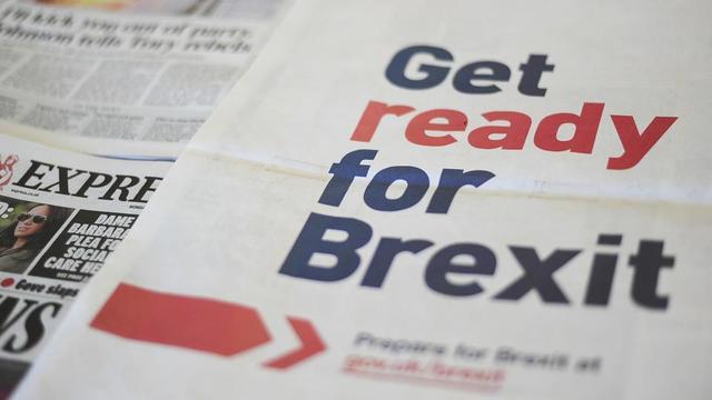 Le gouvernement britannique a lancé une vaste campagne d'information exhortant les citoyens et les entreprises à se préparer au Brexit.