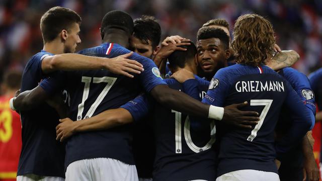 Euro 2020 : voici le calendrier des matchs de l'équipe de France