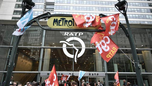Le 13 septembre dernier, plusieurs lignes de métro avaient déjà été fermées lors d'une grève RATP.