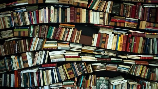 La librairie en question se trouve en Angleterre dans le village de Petersfield.
