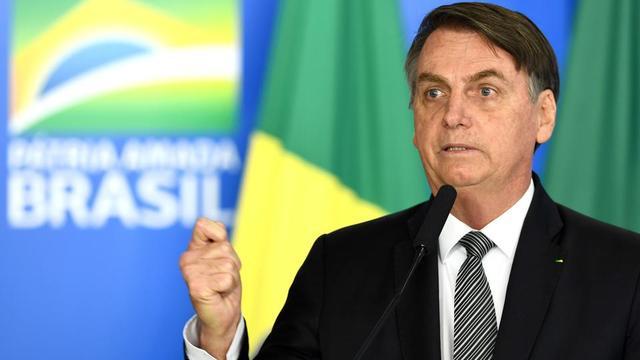 Jair Bolsonaro est un habitué des dérapages homophobe, sexistes ou encore anti-migrants.